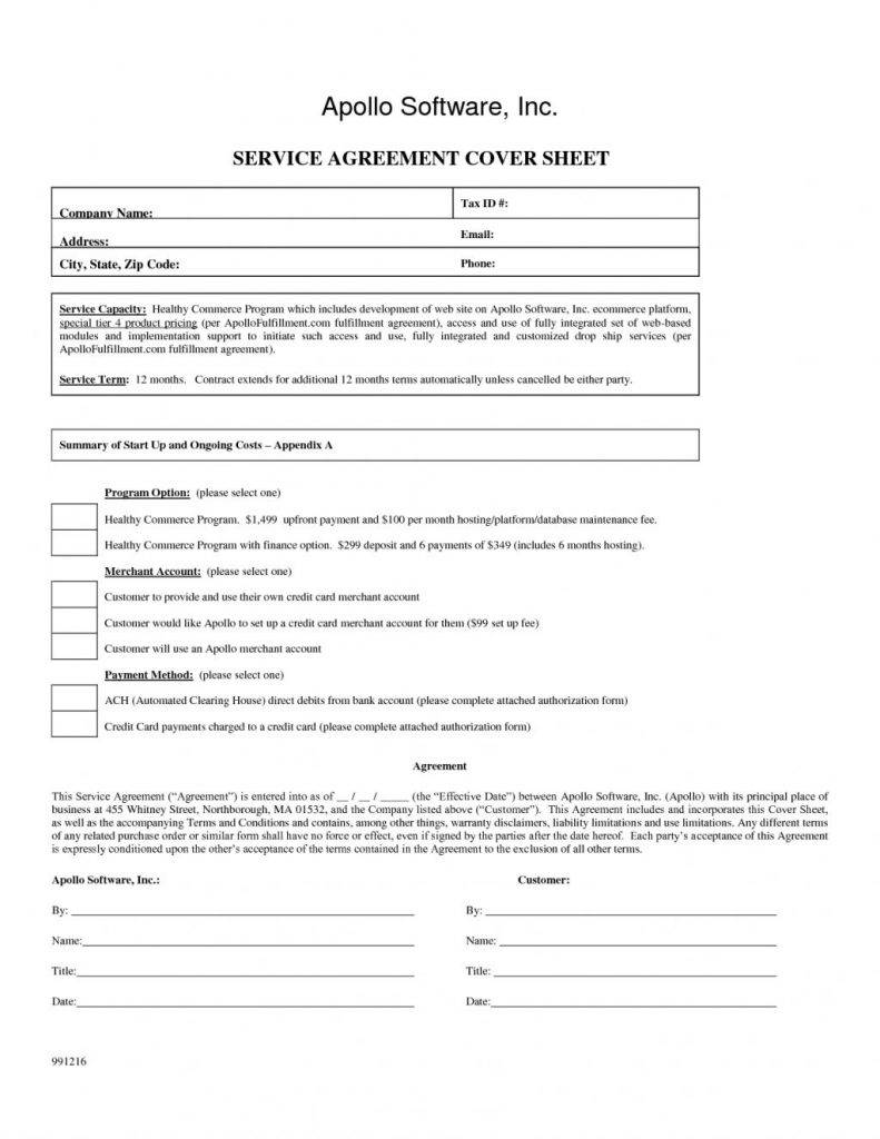 Window Cleaning Contract Example