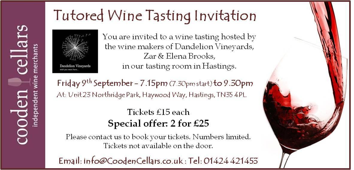 Wine Invitation Samples