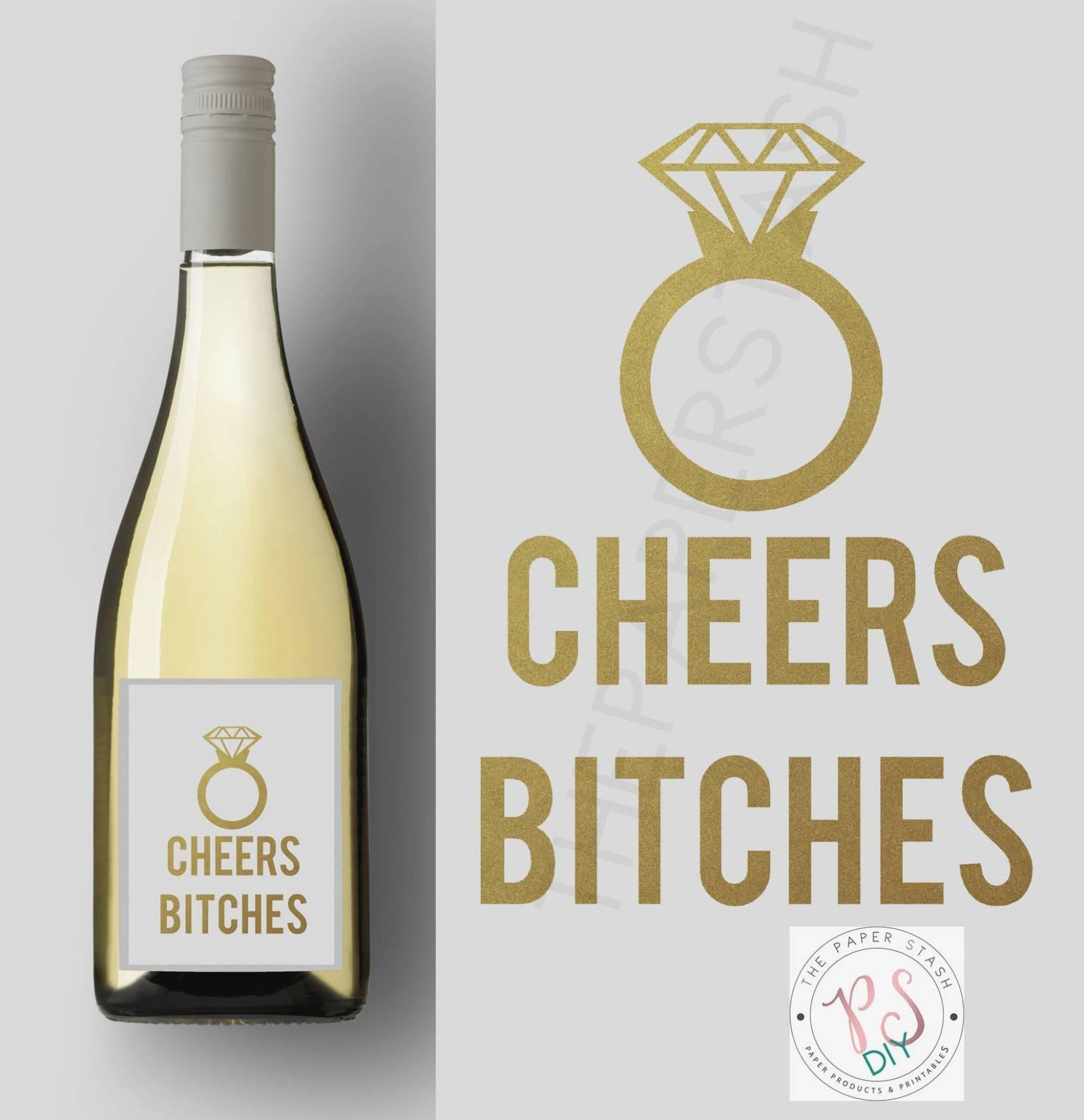 Wine Label Maker Template
