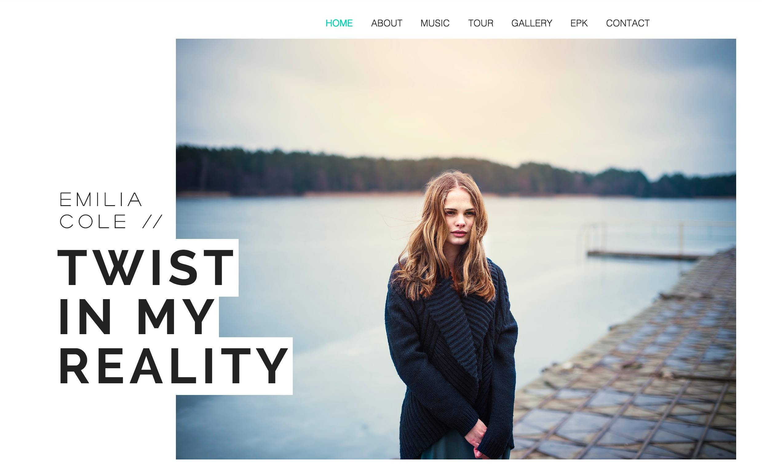 Wix Templates For Photographers