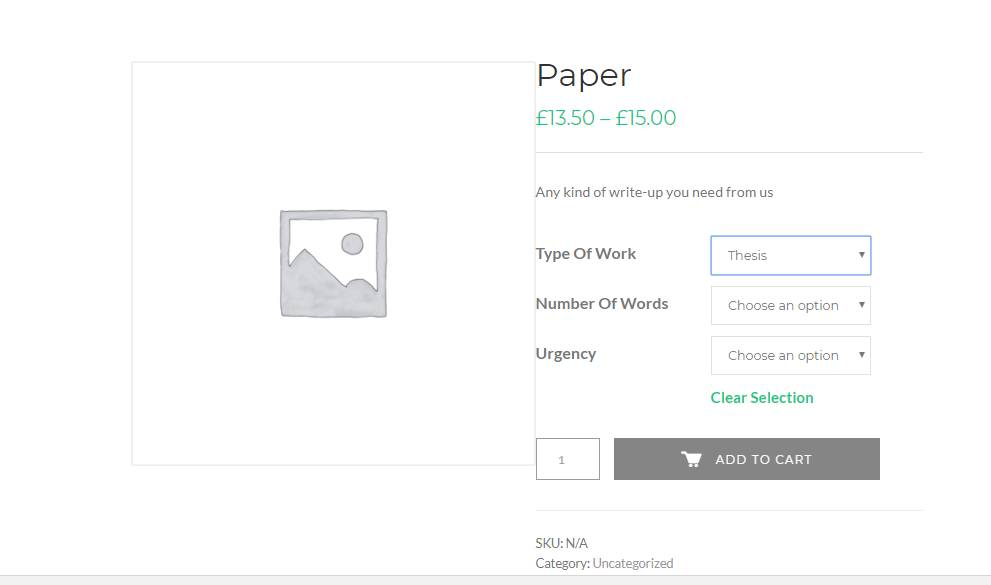 Woocommerce Template Redirect