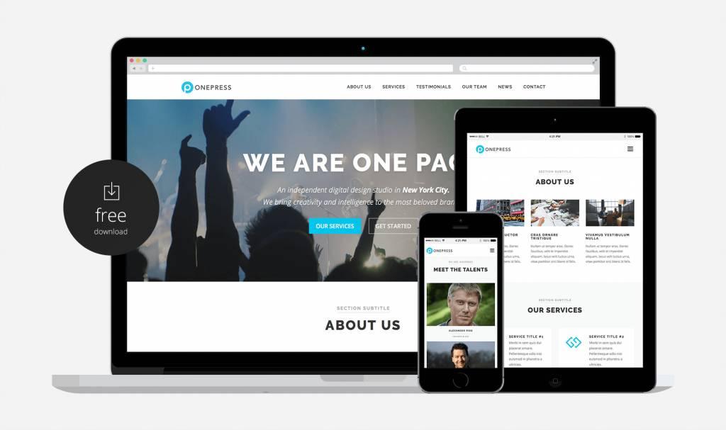 WordPress Business Blog Templates
