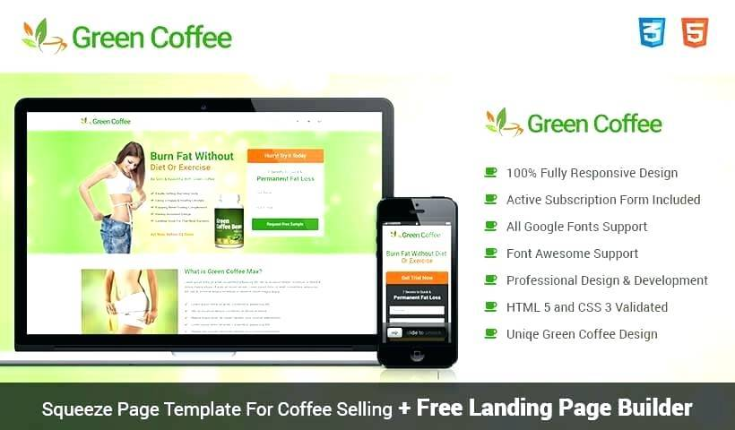 WordPress Lead Capture Page Theme Free