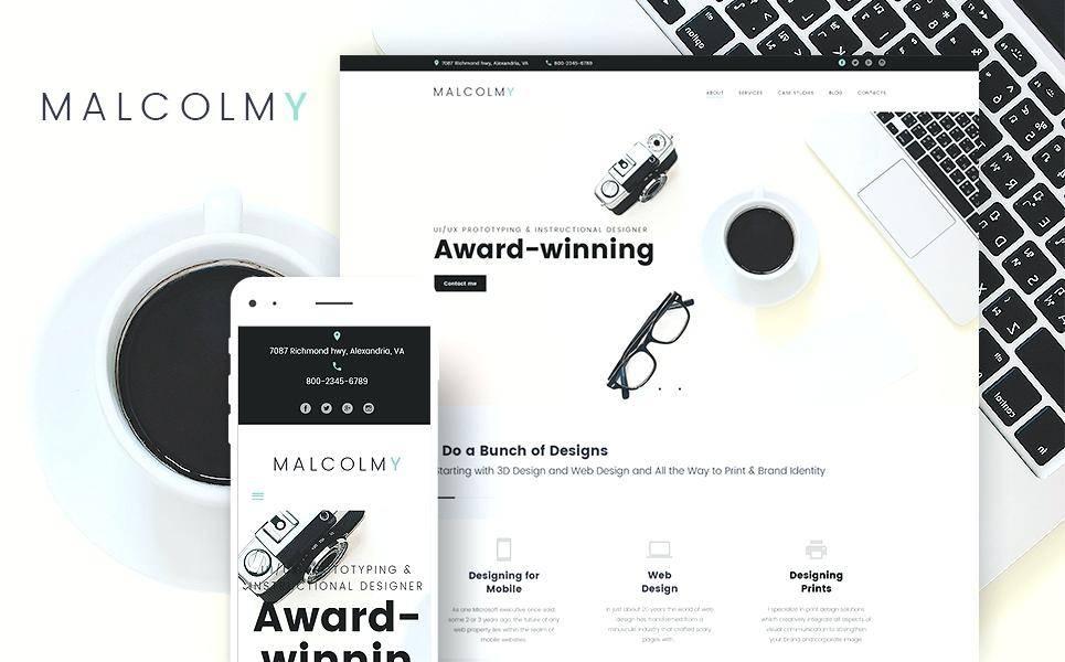 WordPress Premium Creative Portfolio Website Templates