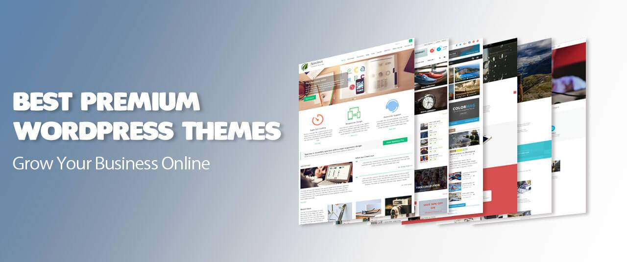 WordPress Premium Templates Free