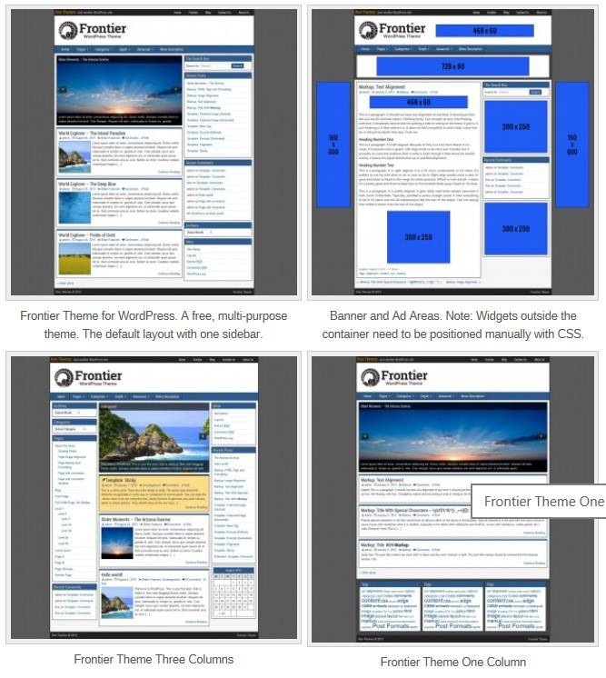 WordPress Seo Template