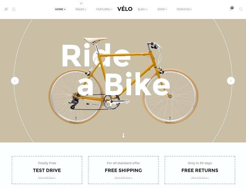 WordPress Shopping Cart Template