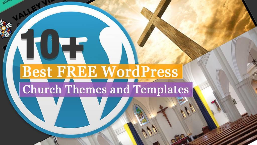WordPress Templates Church Free