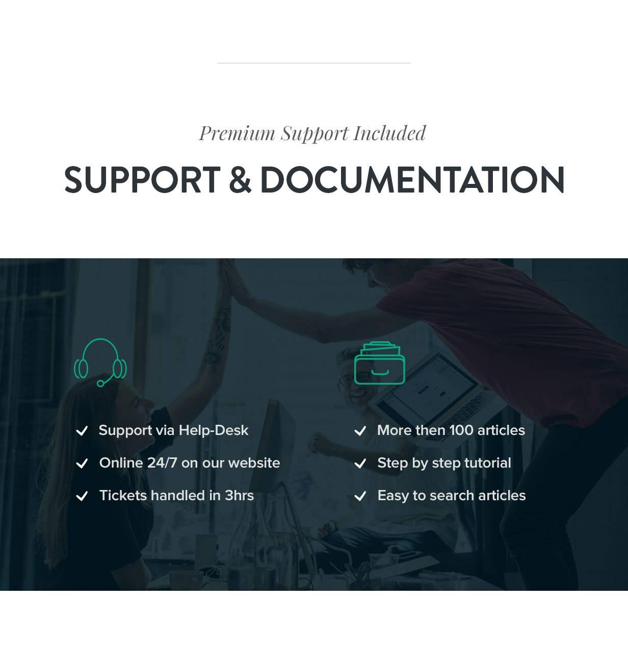 WordPress Templates Video Portfolio