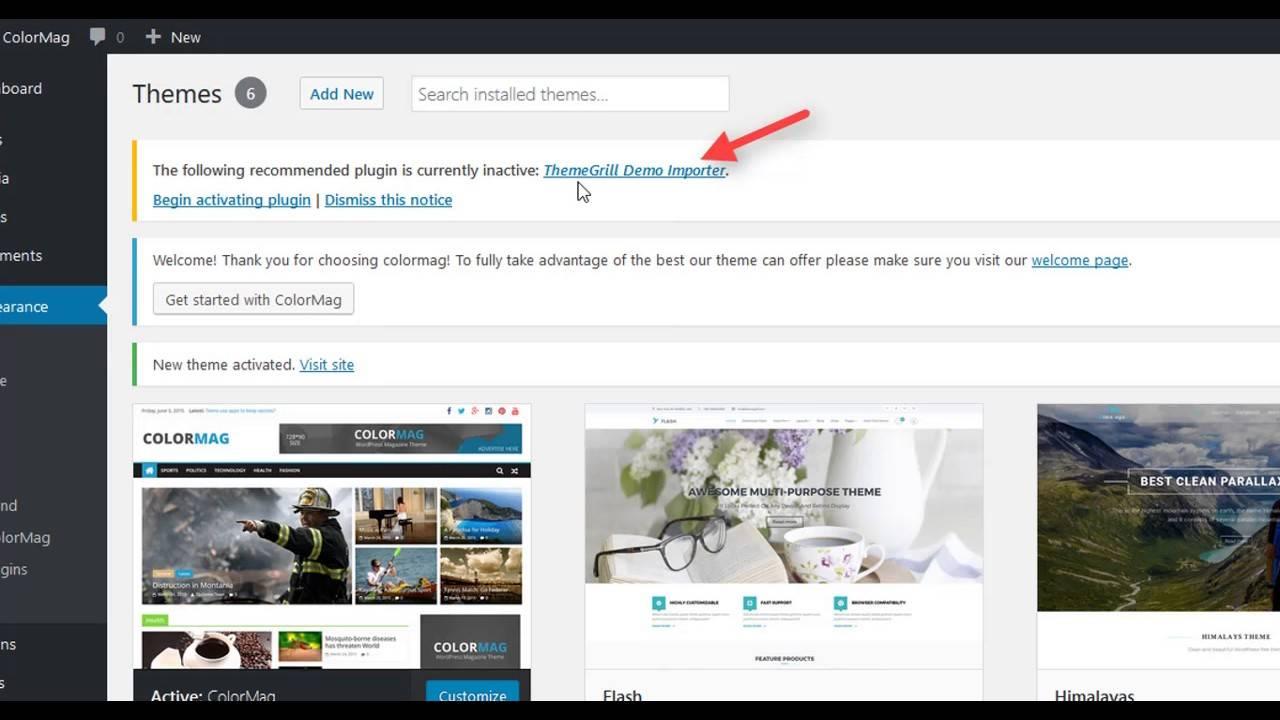 WordPress Theme Paid Content