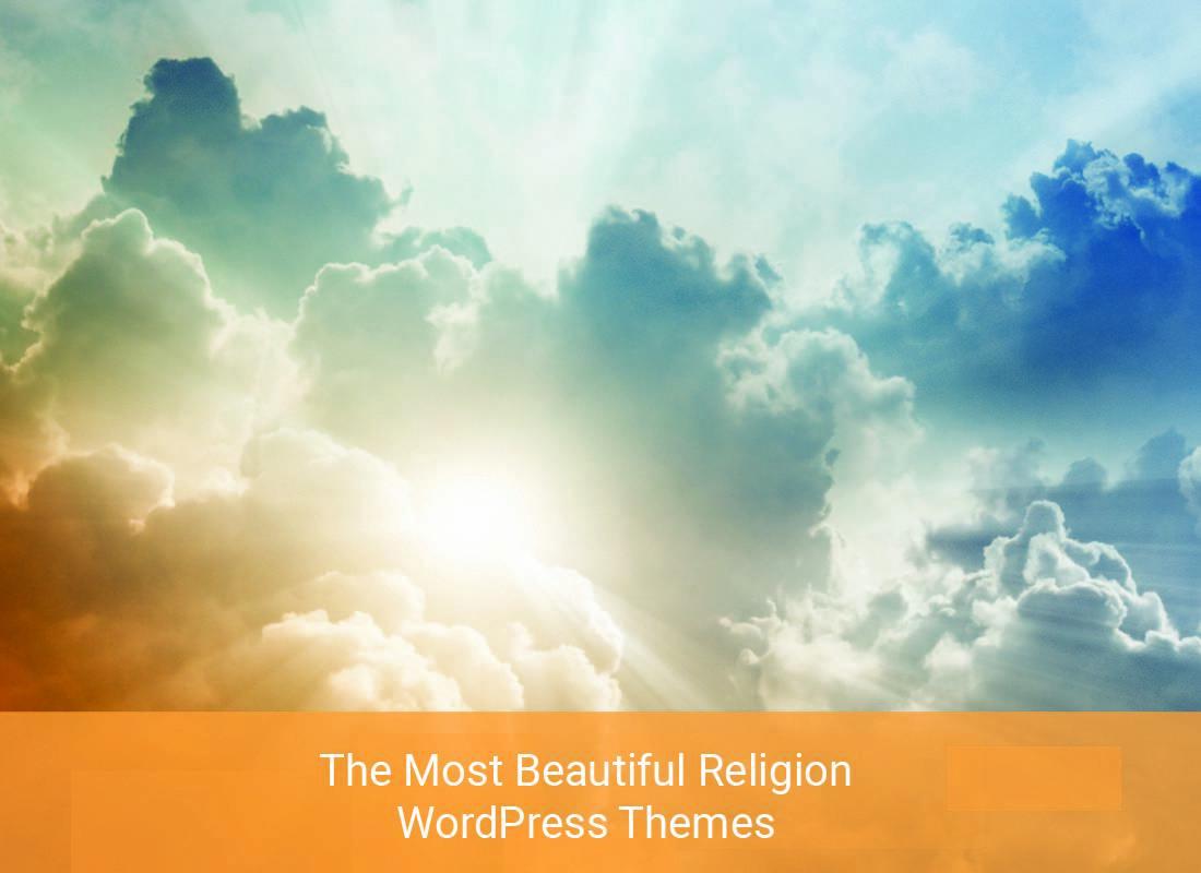 WordPress Themes For Churches