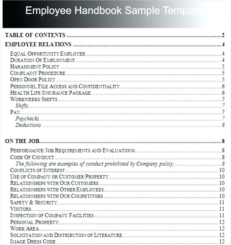 Workplace Bullying And Harassment Policy Template