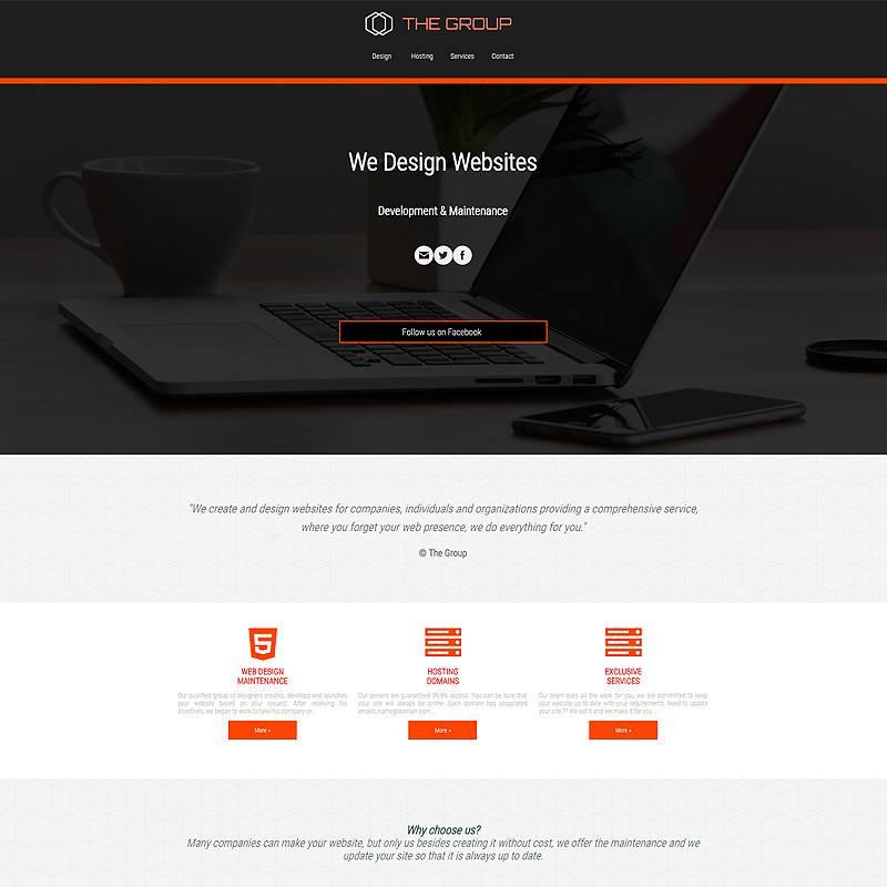 Wysiwyg Web Builder Templates