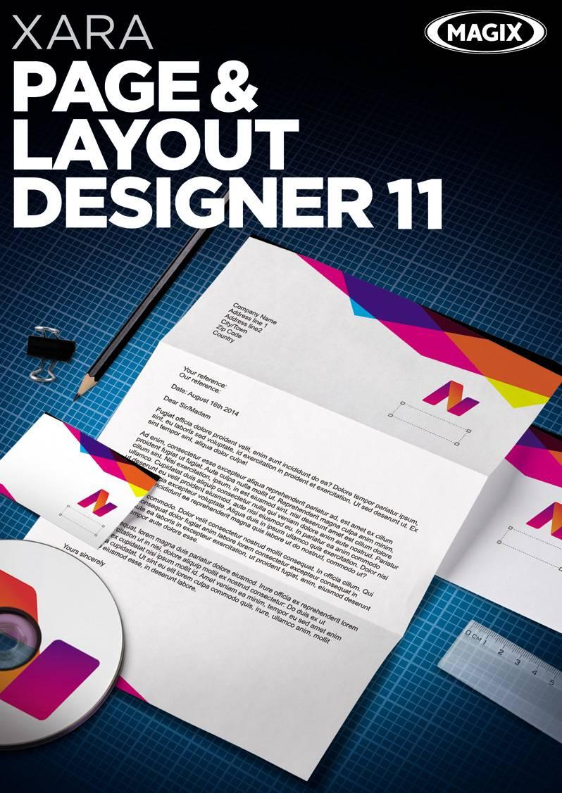 Xara Web Designer 11 Templates