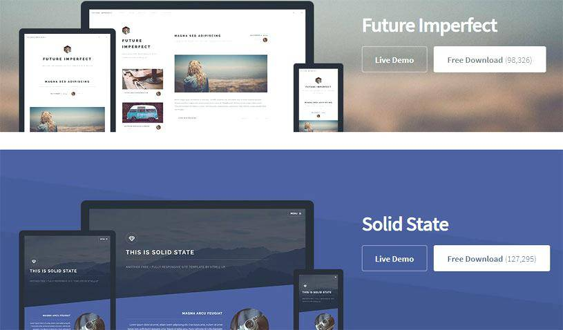 Xara Web Designer 9 Premium Templates Download