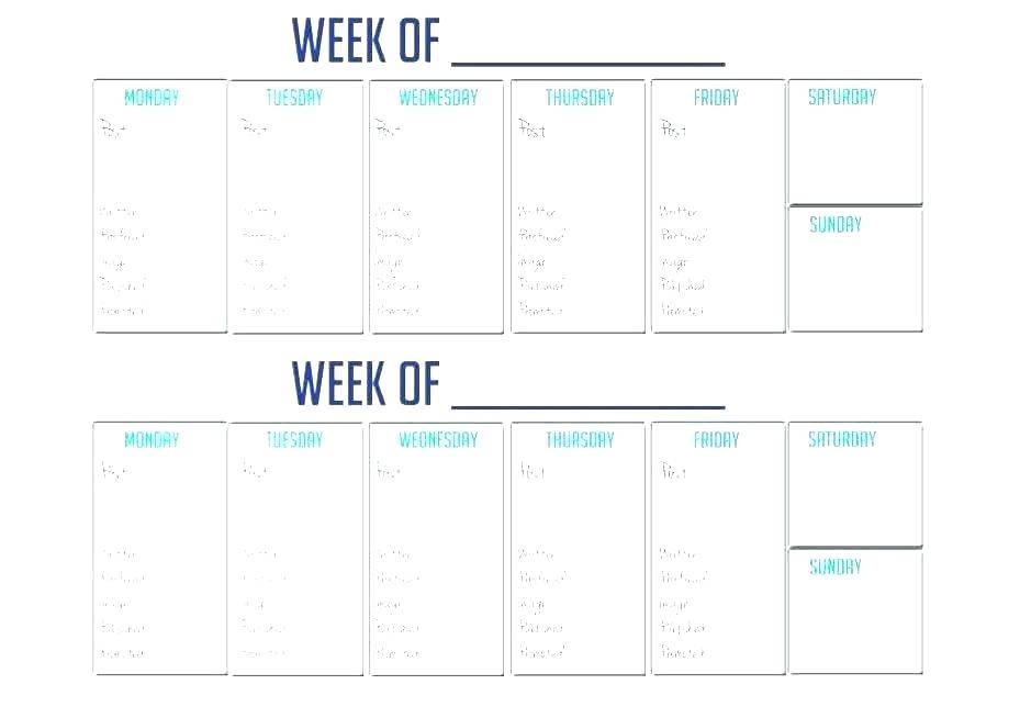 Yearly Sales Plan Template