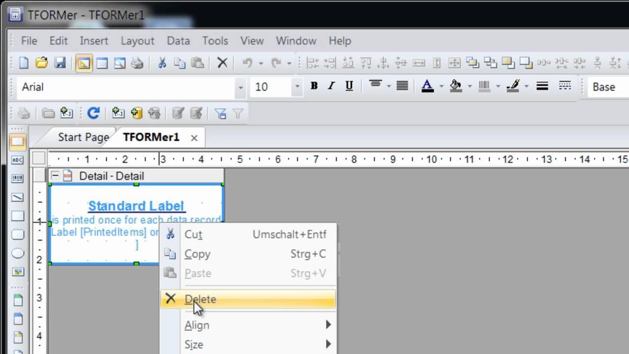 Zebra Printer Excel Template