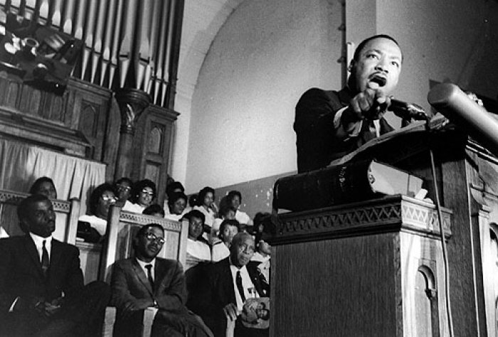"""Dr. Martin Luther King, Jr. meditation: """"Peace on Earth"""" is a call to action"""
