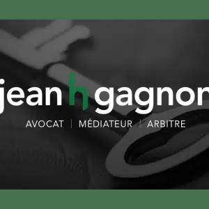 Jean H. Gagnon Avocat / Médiateur / Arbitre, Partenaire de Synergee