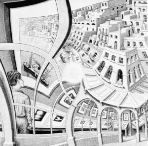 Print Gallery 1956 リトグラフ