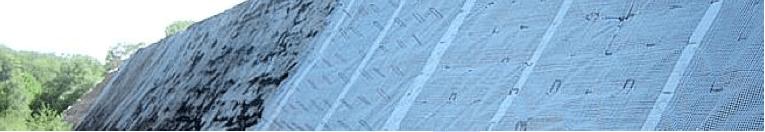 Geosynthetics in Slope Stabilisation & Retaining Walls