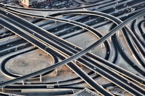 Road Construction Dubai
