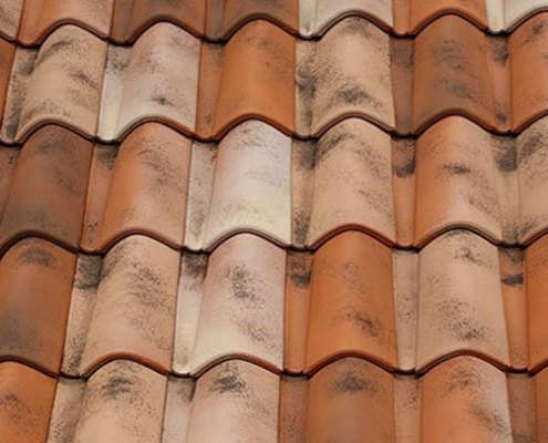 Roof Tile Color - Hera