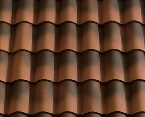 Roof Tile Color - Zeus