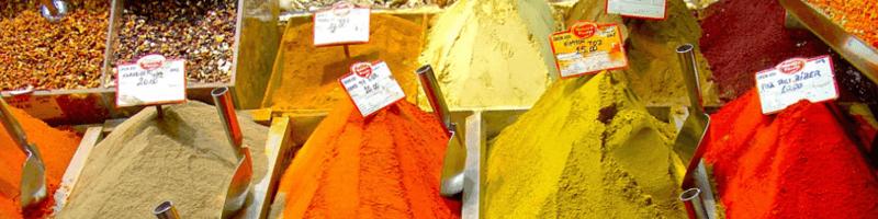 ethnic spices