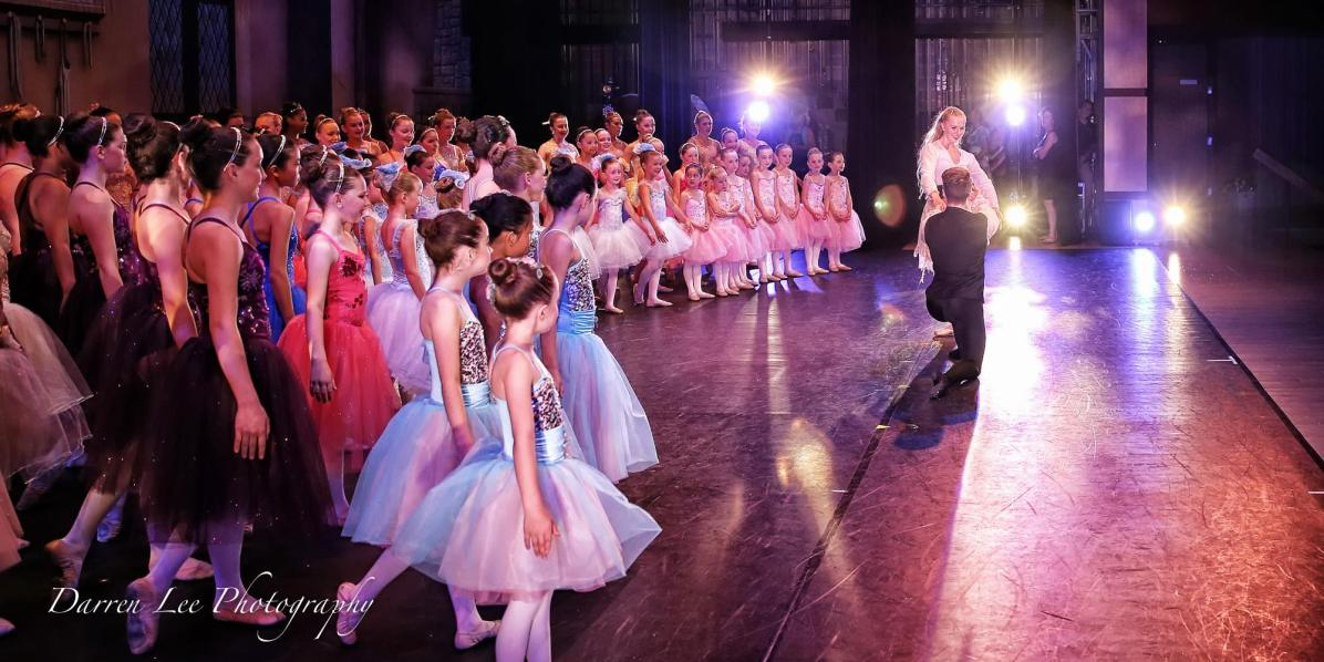 """""""The Final Bow"""" Synergy Summer Showcase 2015, Production of Cinderella choreographed and directed by Misty McGettigan."""