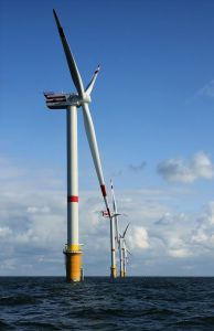 Large Scale Wind Turbine