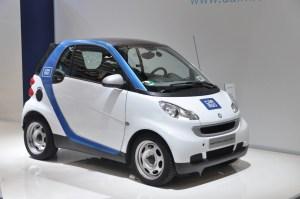 smartFortwo Car2go edition