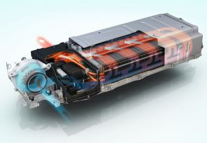 An Air Cooler Battery Thermal Management System (Prius) Courtesy: Toyota