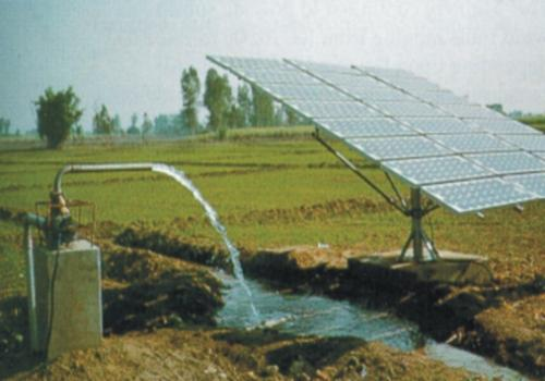 Solar Tubewell System in Pakistan
