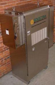 Large 3 Phase AC output Inverter