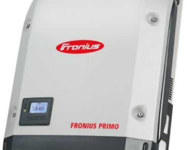 Fronius Inverters considered top notch inverters in the PV Industry