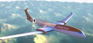 Easyjet Electric Aircraft
