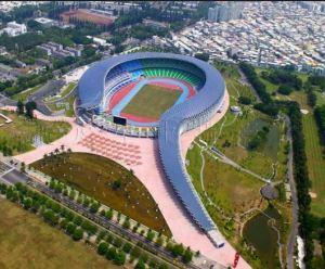National Stadium Taiwan, BIPV