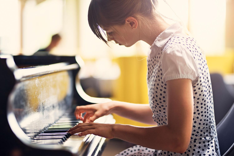 musician focus