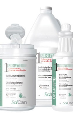 Surface Cleaner & Intermediate Level Disinfectant