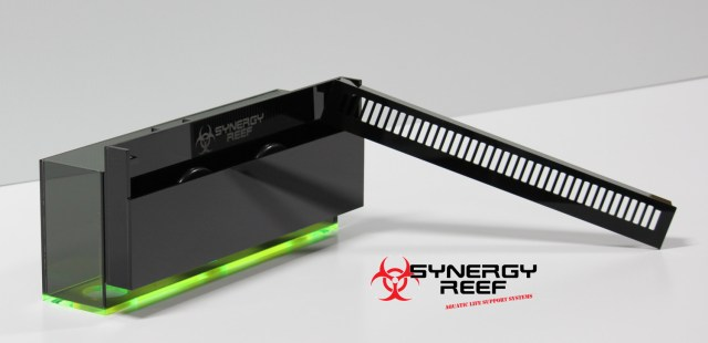 "Synergy Reef Overflow 16"" Front Removable weir"