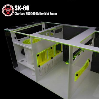 SK60 Roller Mat Sump