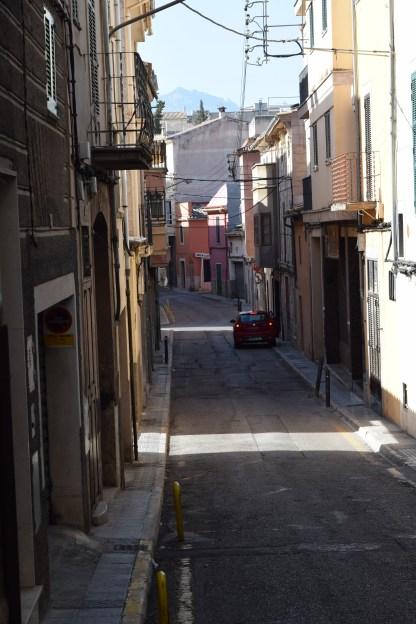 Street in Inca