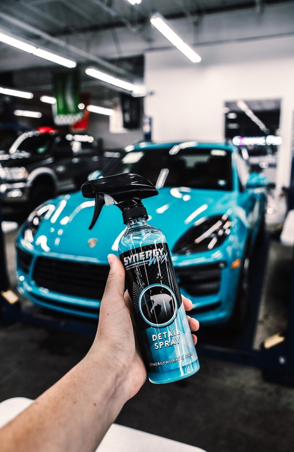Detail Spray Porsche