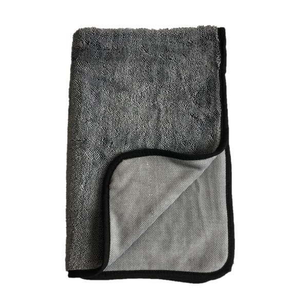 Standard Drying Towel top fold