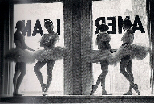 American Ballet by Alfred Eisenstaedt ©  ADiamondFellFromTheSky with CCLicense