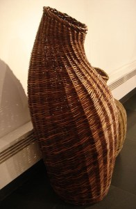 Lise Bech's Baskets  Image © Zoe Rimmer with CCLicense