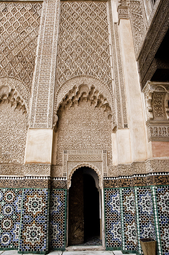 Ibn Youseff Mosque, Morocco © Khalid Albaih with CCLicense