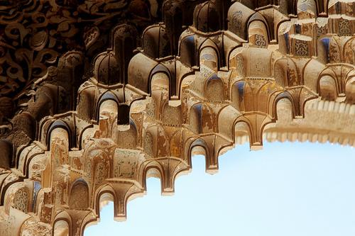 Alhambra, Granada, Spain © RaMaOrLi with CCLicense