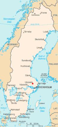 Uppsala_in_Sweden